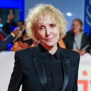 Claire Denis attends the Toronto premiere of her film High Life.
