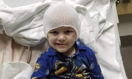Terminally ill boy, five, writes own obituary: 'See ya later, suckas!'