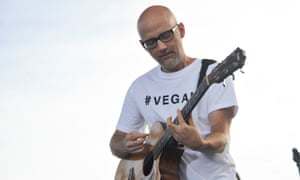 Musician and vegan restaurant owner Moby is a supporter of the plan.
