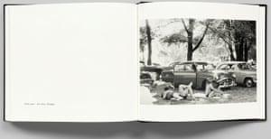 Le modèle ... les Américains de Robert Frank, 1958.