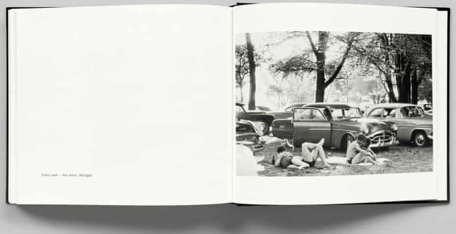 The template … Robert Frank's The Americans, 1958.