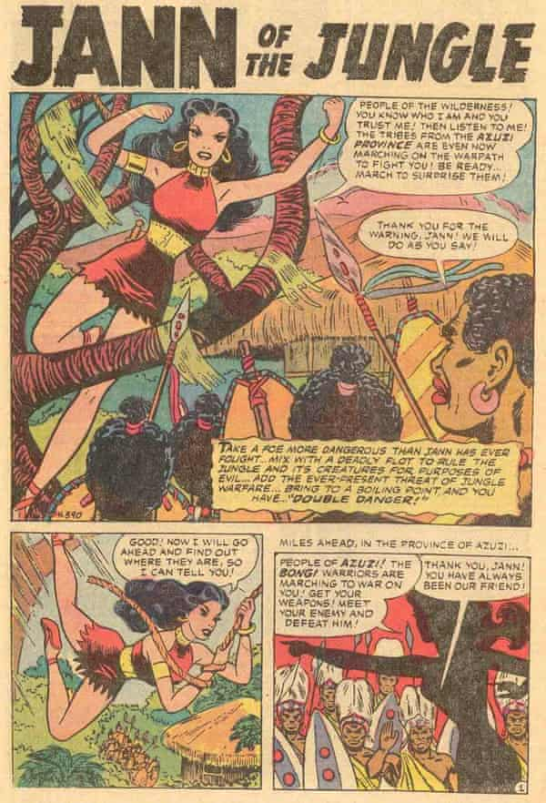 Jungle Action #1. Jungle Action #1 was published in October 1972 by Marvel Comics. Jann of the Jungle.