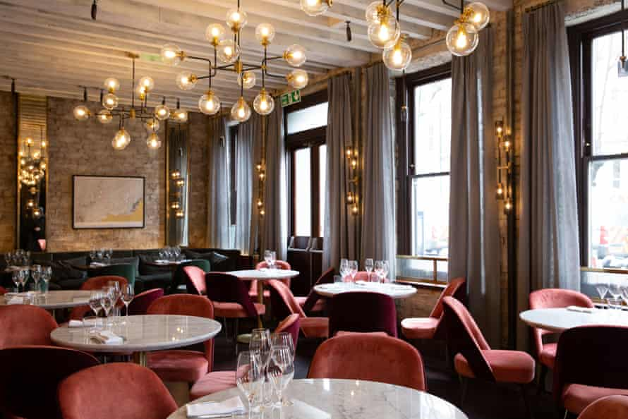 Caractere, London W11: ' Chef Diego Ferrari is some sort of zen master of flavour'.