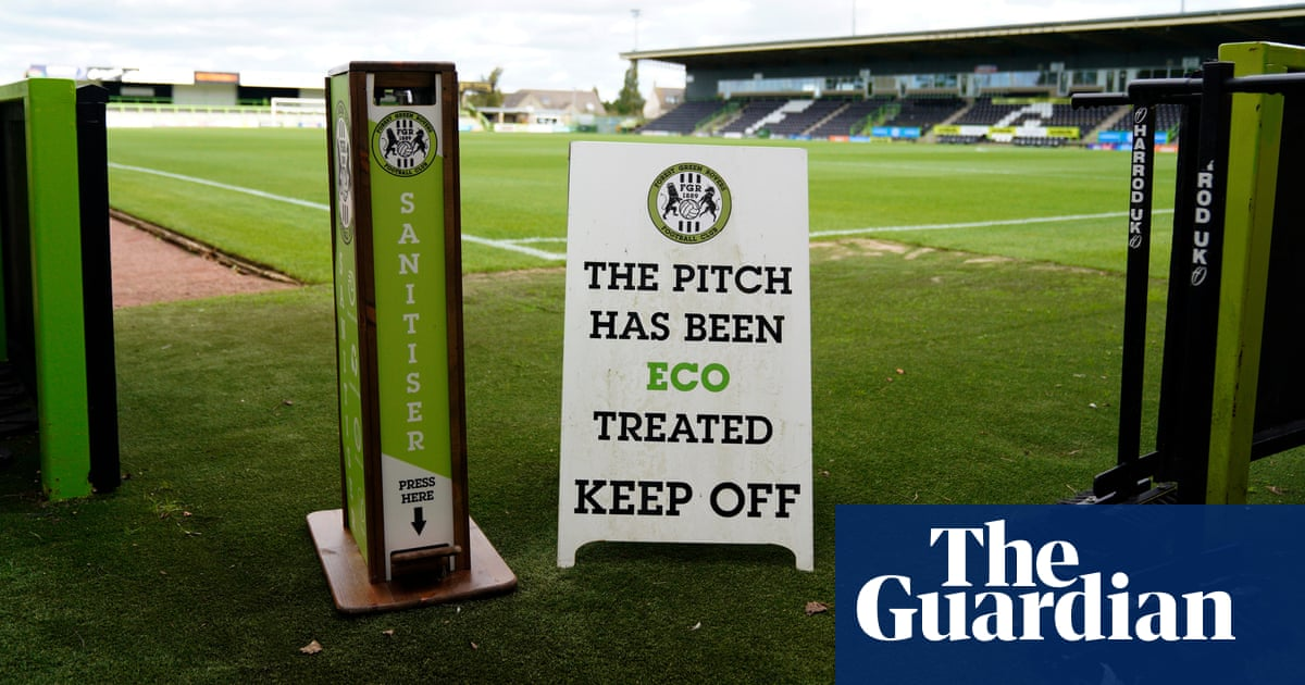 Why we at the EFL are launching a scheme to fight the climate crisis