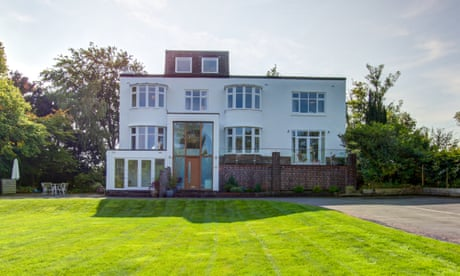 Art deco homes for sale – in pictures