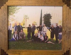 The Bundy family.