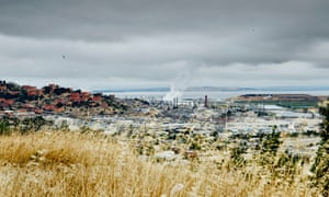 Richmond, with its five oil refineries and three chemical plants, sits on the east side of the bay, its industry-heavy economy mostly impervious to the tech boom in San Francisco across the water.