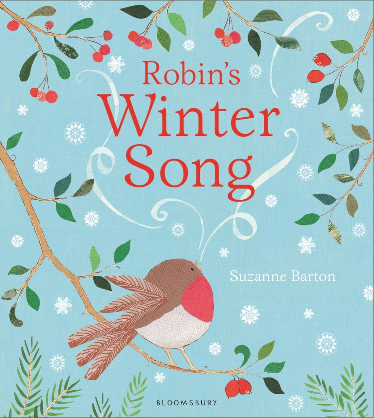 How To Draw A Christmas Robin Children S Books The