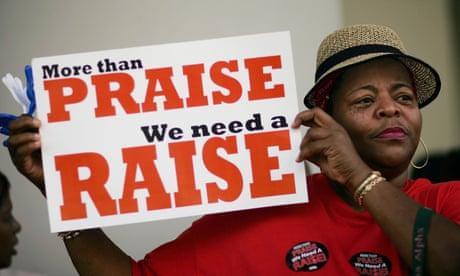 Teacher pay drops 5% in last decade – despite better qualified staff