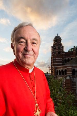 Cardinal Vincent Nichols