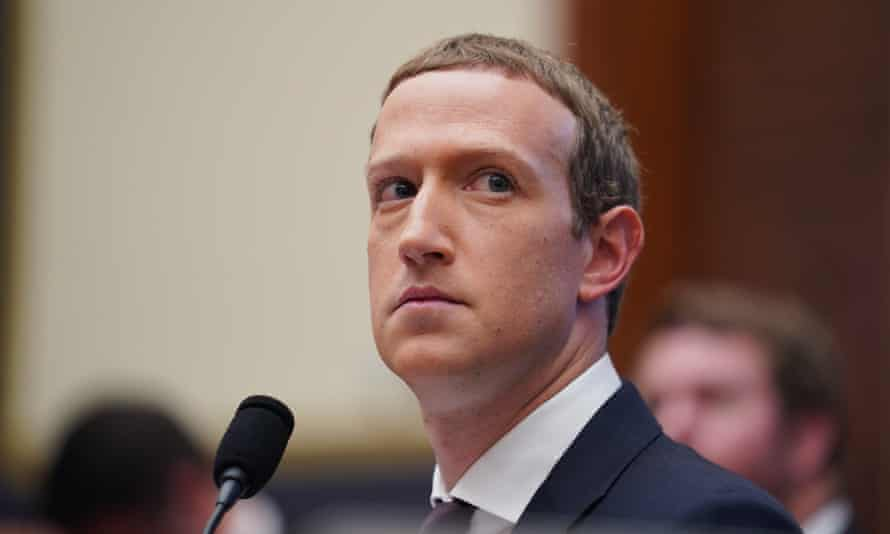 Zuckerberg told CBS: 'You know, I don't think that a private company should be censoring politicians or news.'