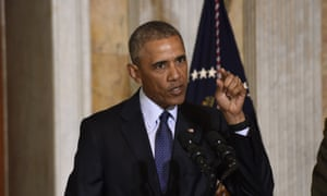 'Obama's response to a candidate who questioned his citizenship is to argue about the nature of American citizenship.'
