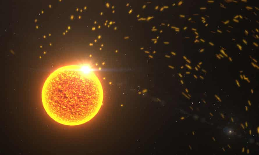 The sun emits a constant stream of particles and energy that drives a complex space weather system. Nasa is studying five mission concepts, which would explore this behaviour.