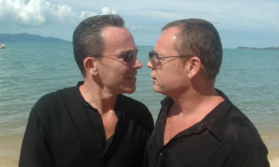 Robin and Ali Campbell