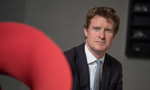 Tristram Hunt: 'You walk for mile upon mile and stumble on things.'