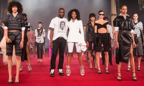 165145671083 Kanye West collaborator Virgil Abloh: 'My brand started in the alleys of  the internet' | Fashion | The Guardian