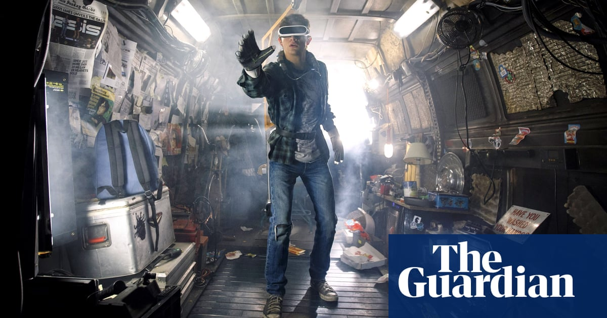 Spielberg's Ready Player One – in 2045, virtual reality is