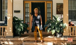 Tanya Washington facing a lawsuit filed by the city of Atlanta to evict her from her home.