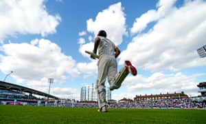 Alastair Cook leaves an enormous hole in the England side.