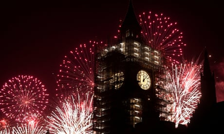 fireworks food and prayers new year celebrated around the world