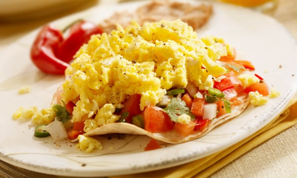 How to eat: scrambled eggs on toast   Food   The Guardian