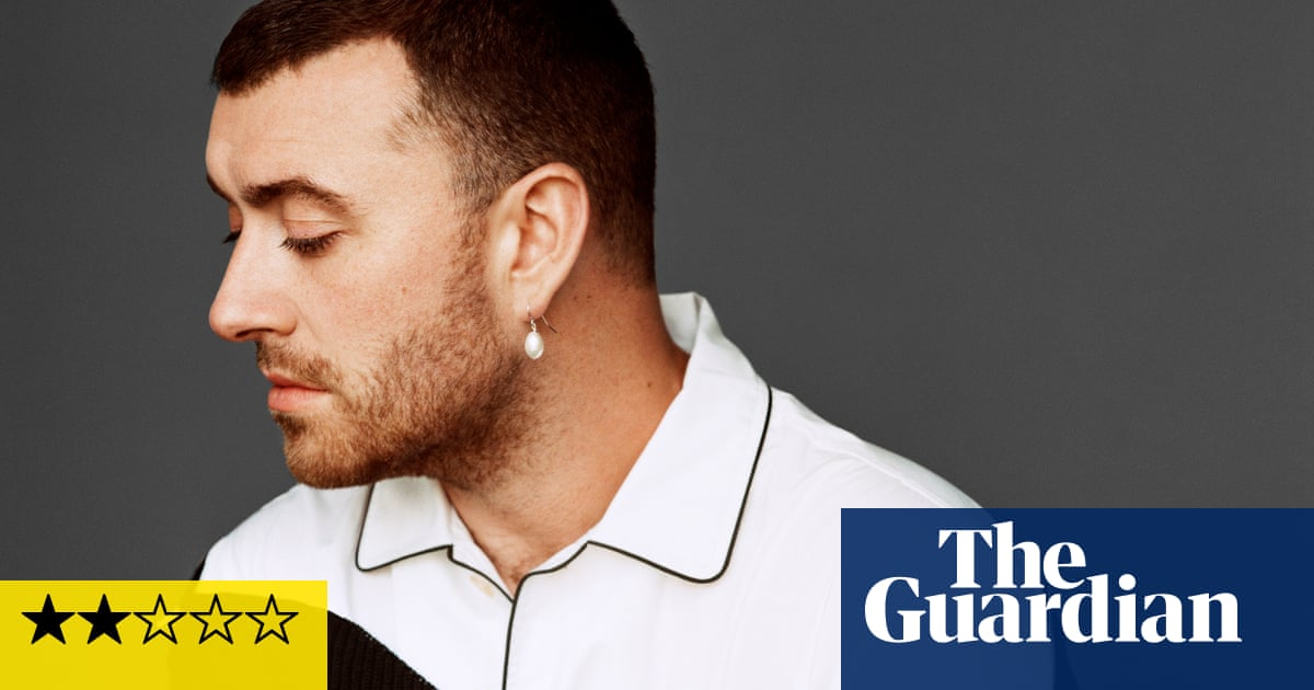 Sam Smith: Love Goes review | Alexis Petridiss album of the week