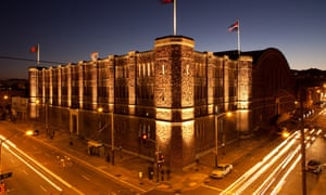 San Francisco Armory which, at its height, was making as many as 100 fetish films a month.
