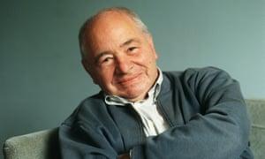 Colin Dexter, novelist.