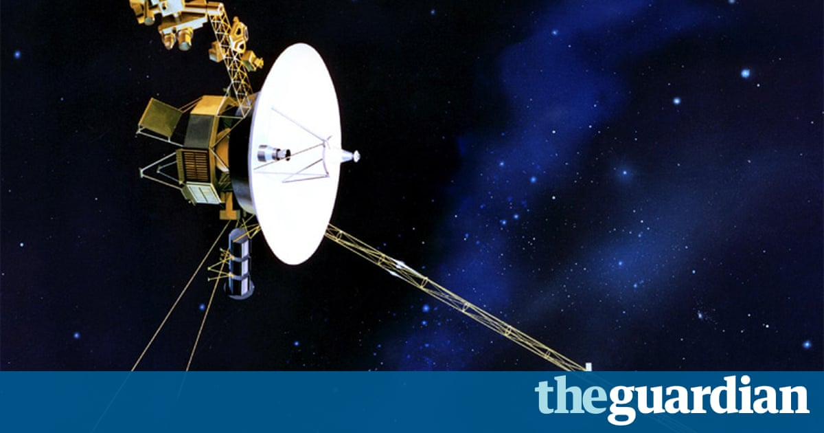 How Nasa's Voyager spacecraft changed the face of UK science