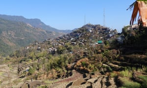 Khonoma village, which in 2019 attracted more than 4,000 visitors, drawn by its biodiversity and conservation success.
