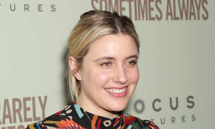 Greta Gerwig, writer and director of Little Women.