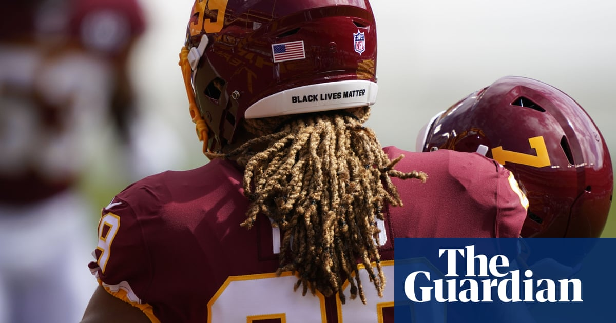 Why Washington Football Team may stick with their 'so bad it's good' name