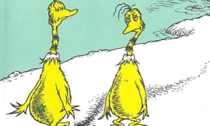 Sneetches teaching tolerance.