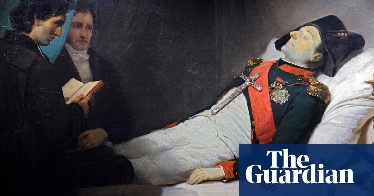 The death of Napoleon Bonaparte – archive, 7 July 1821