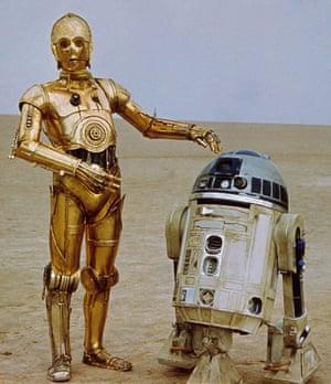 C-3PO/R2-D2