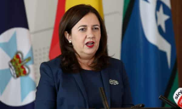 Annastacia Palaszczuk says the Olympic Games could be 'the greatest thing that ever happened in Queensland'