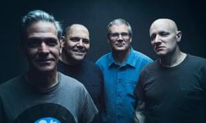 California pop punk pioneers … Descendents.
