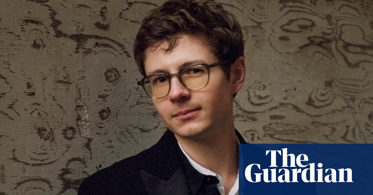 Pavel Kolesnikov, the pianist making 'a palace of sound built by your own imagination'