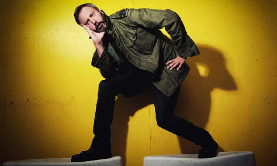 'You do something shocking and that becomes your label' … Tom Green.