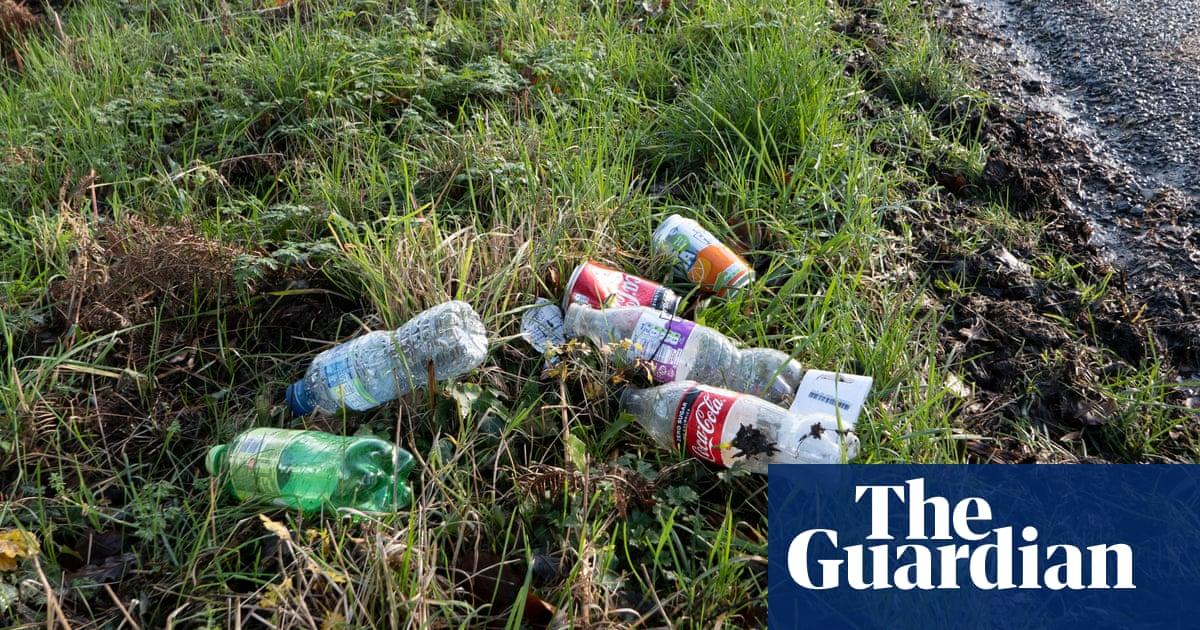 No bottle deposit return scheme for most of UK until 2024 at earliest