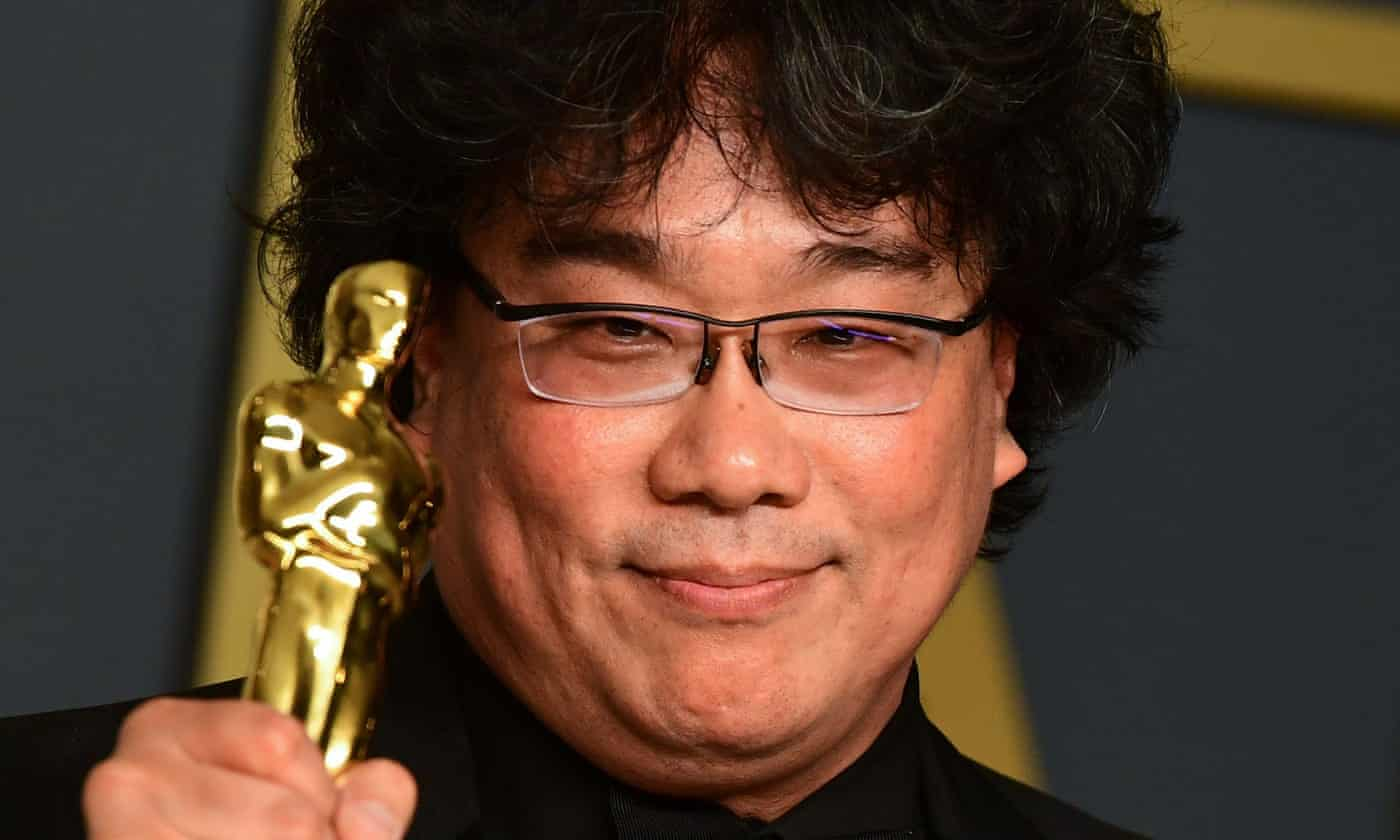 Trump jabs at Parasite's Oscar win because film is 'from South Korea'
