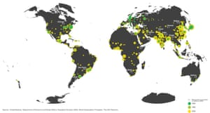 Cities in numbers: how patterns of urban growth change the world ...