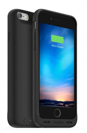 Mophie Juice Pack Reserve for iPhone 6