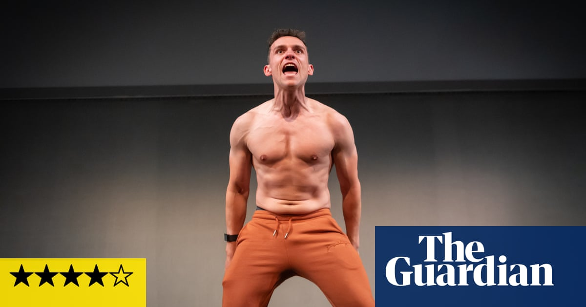 Y'MAM: Young Man's Angry Movements review – one-man show gets a grip on toxic masculinity