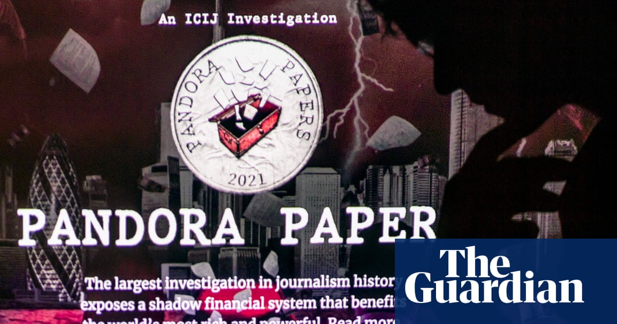 US proposes crackdown on financial 'enablers' in wake of Pandora papers