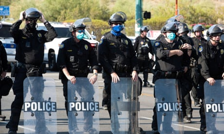 Phoenix police fatally shoot man in parked car, sparking new wave of protest