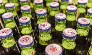 Alcohol free Heineken