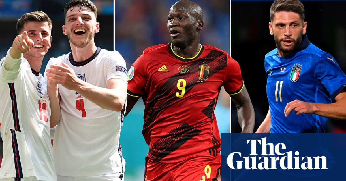 Early signs point to Euro 2020 being a fresh triumph for West v East