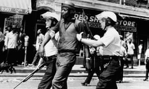 The Kerner Commission was formed amid riots in Detroit in 1967.