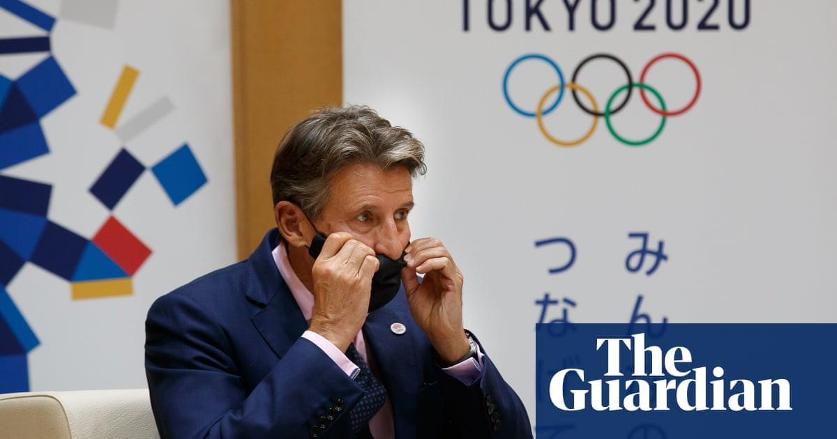 Sebastian Coe warns it will be harder than ever to cheat at Tokyo Olympics